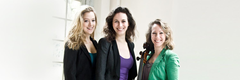 Lendvai String Trio fotografiert von Sarah Wijzenbeek