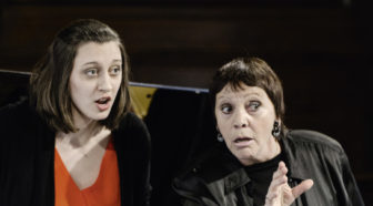 Lied Akademie with Brigitte Fassbaender & Susan Manoff