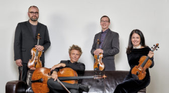 String Quartet Festival | BLUE Sunday