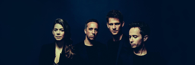 Quatuor Ebene fotografiert von JulienMignot