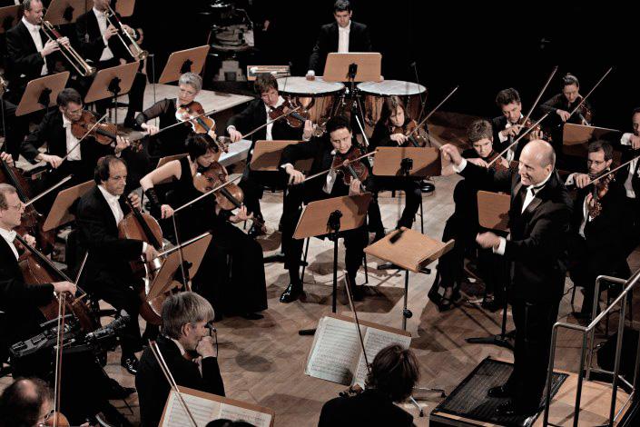 Die Deutsche Kammerphilharmonie Bremen © Julia Baier
