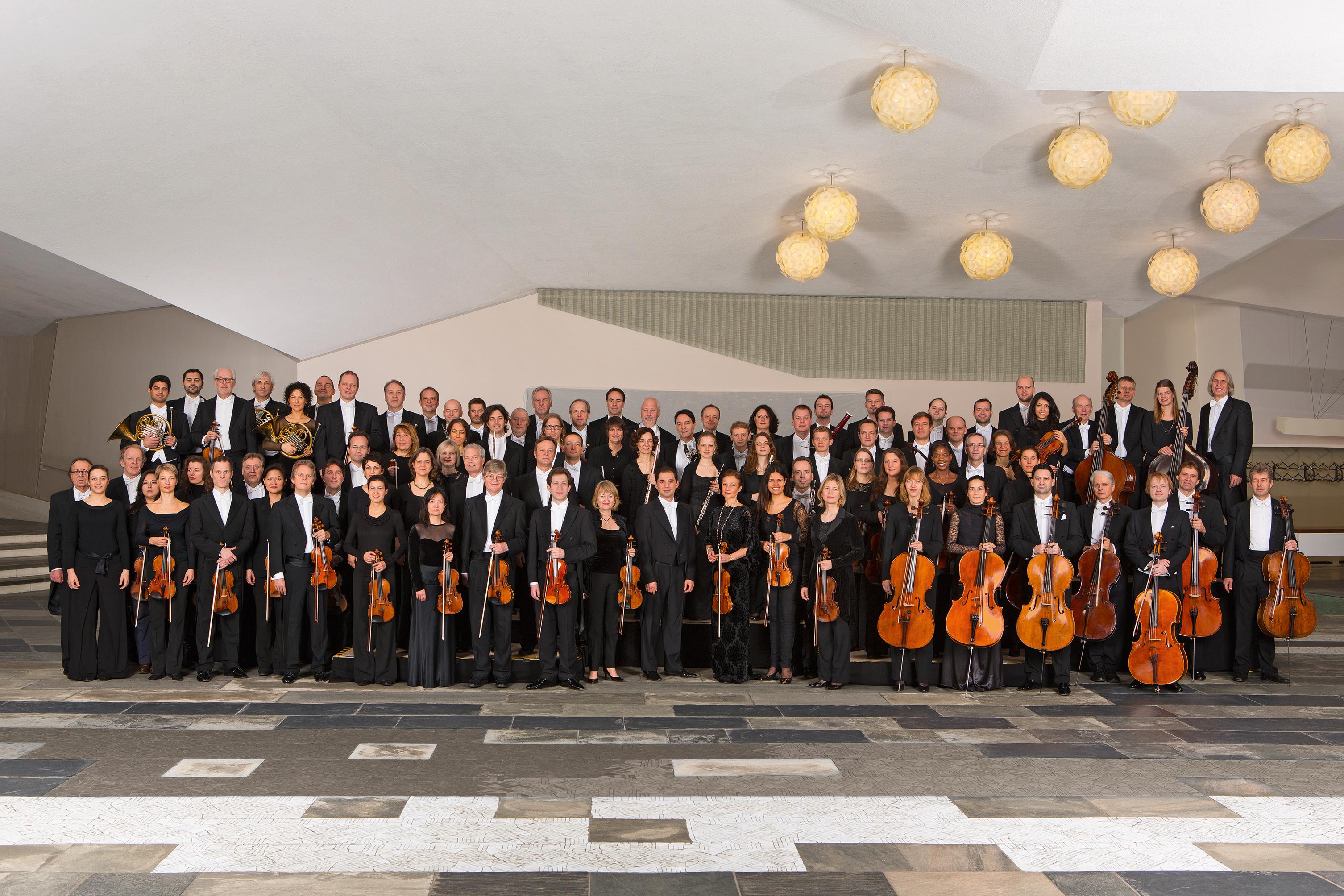 Deutsches Symphonie Orchester Berlin © Frank Eidel