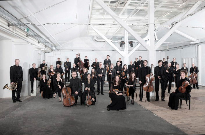 Kammerorchester Basel © Christian Flierl