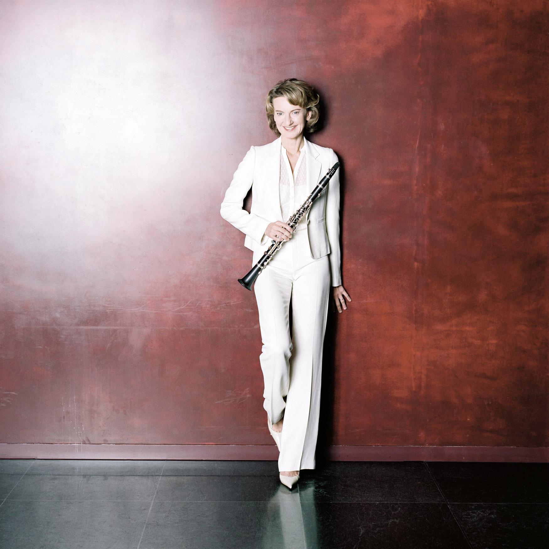 Sabine Meyer © Thomas Rabsch EMI Classics