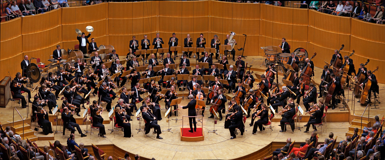 WDR Sinfonieorchester © WDR Mischa Salevic