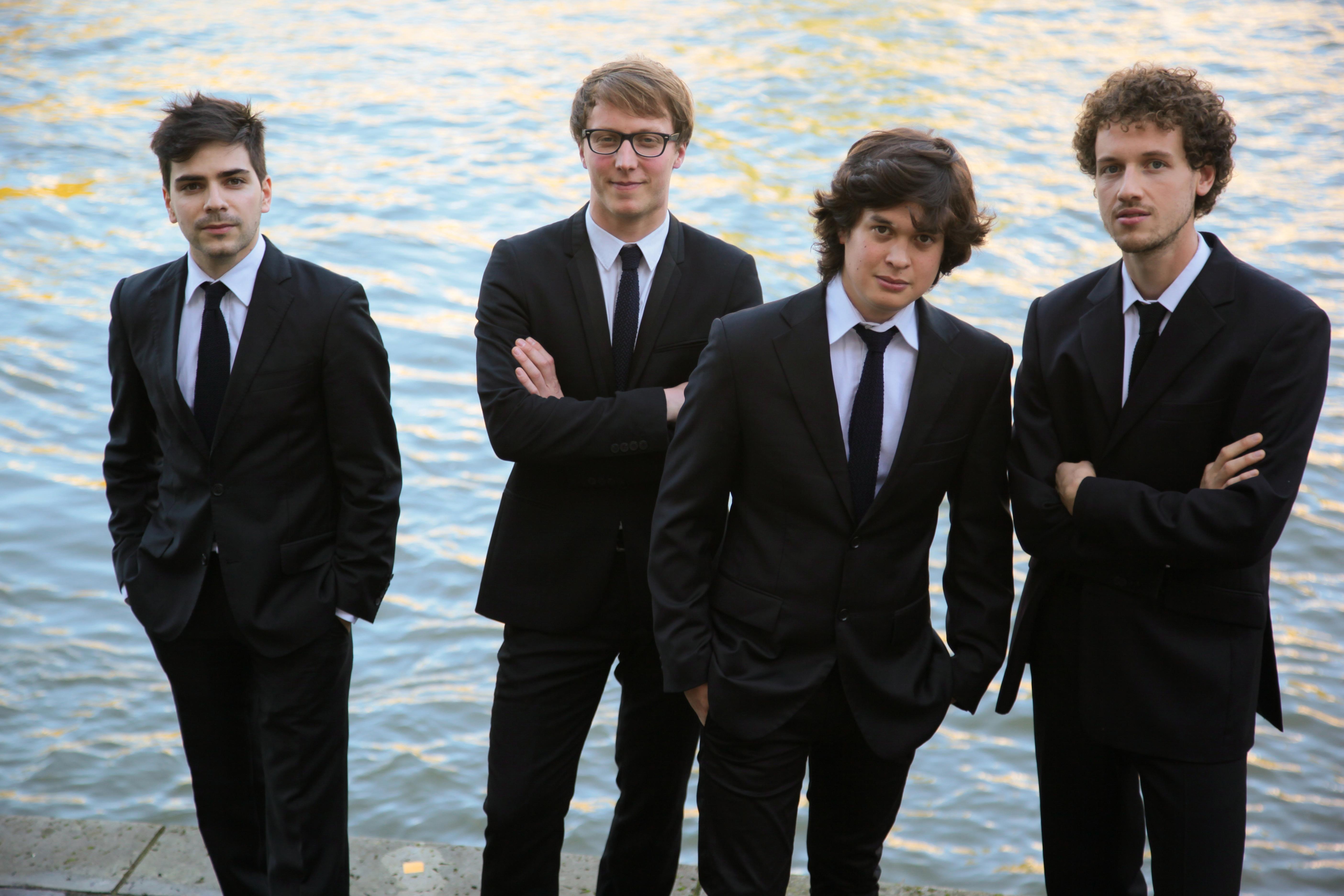 Van Kuijk Quartet © privat