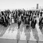 Die Deutsche Kammerphilharmonie Bremen mit Paavo Järvi © Deutsche Welle