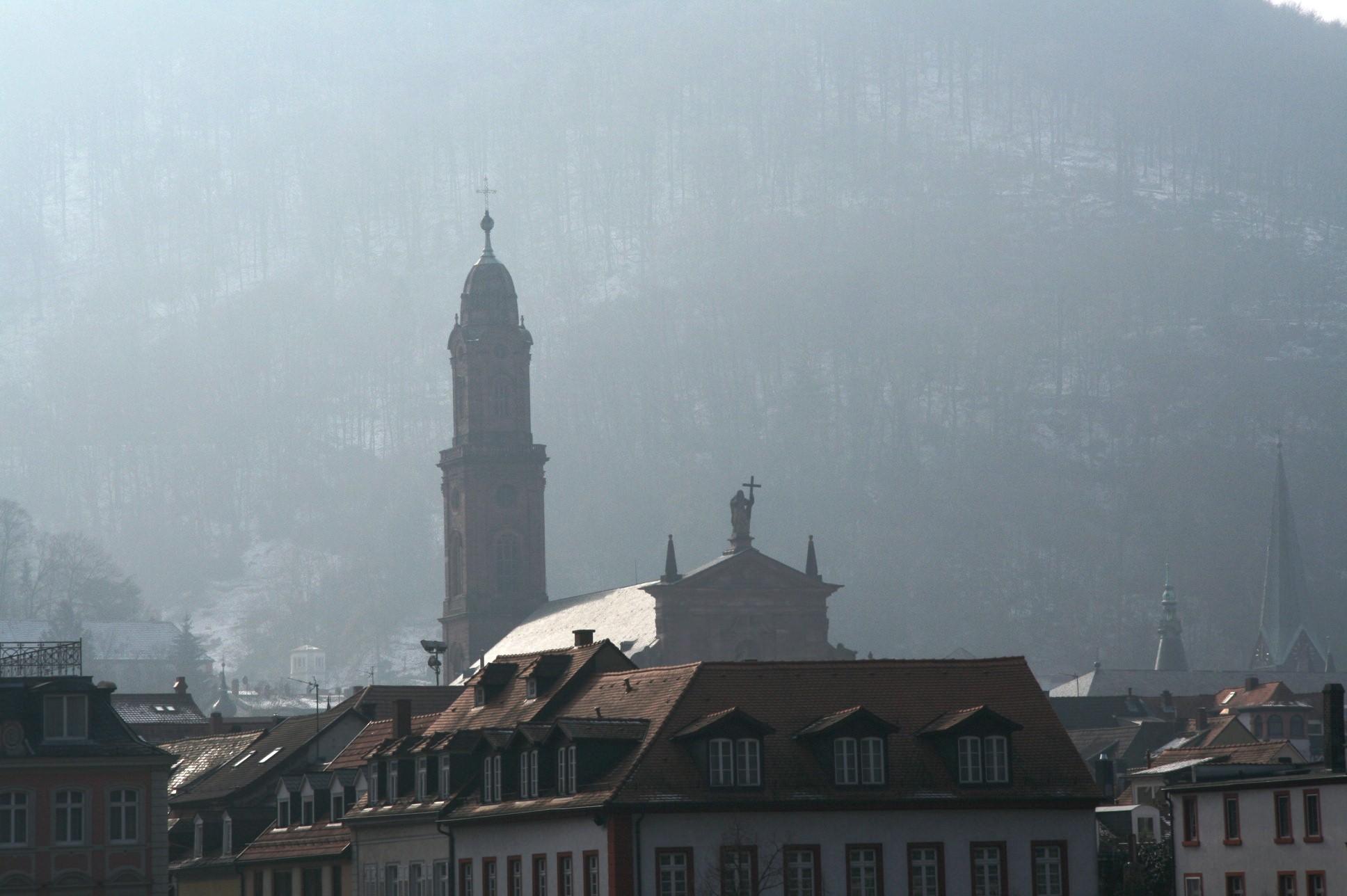 Jesuitenkirche Heidelberg © Barbara Wolf