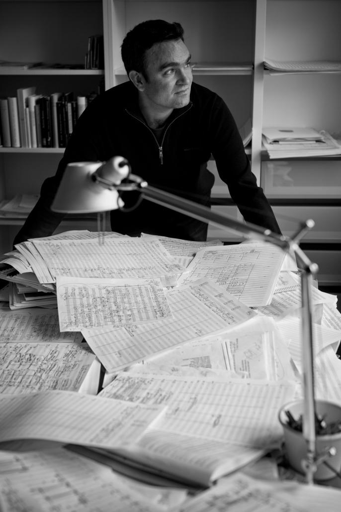 Jörg Widmann © Marco Borggreve
