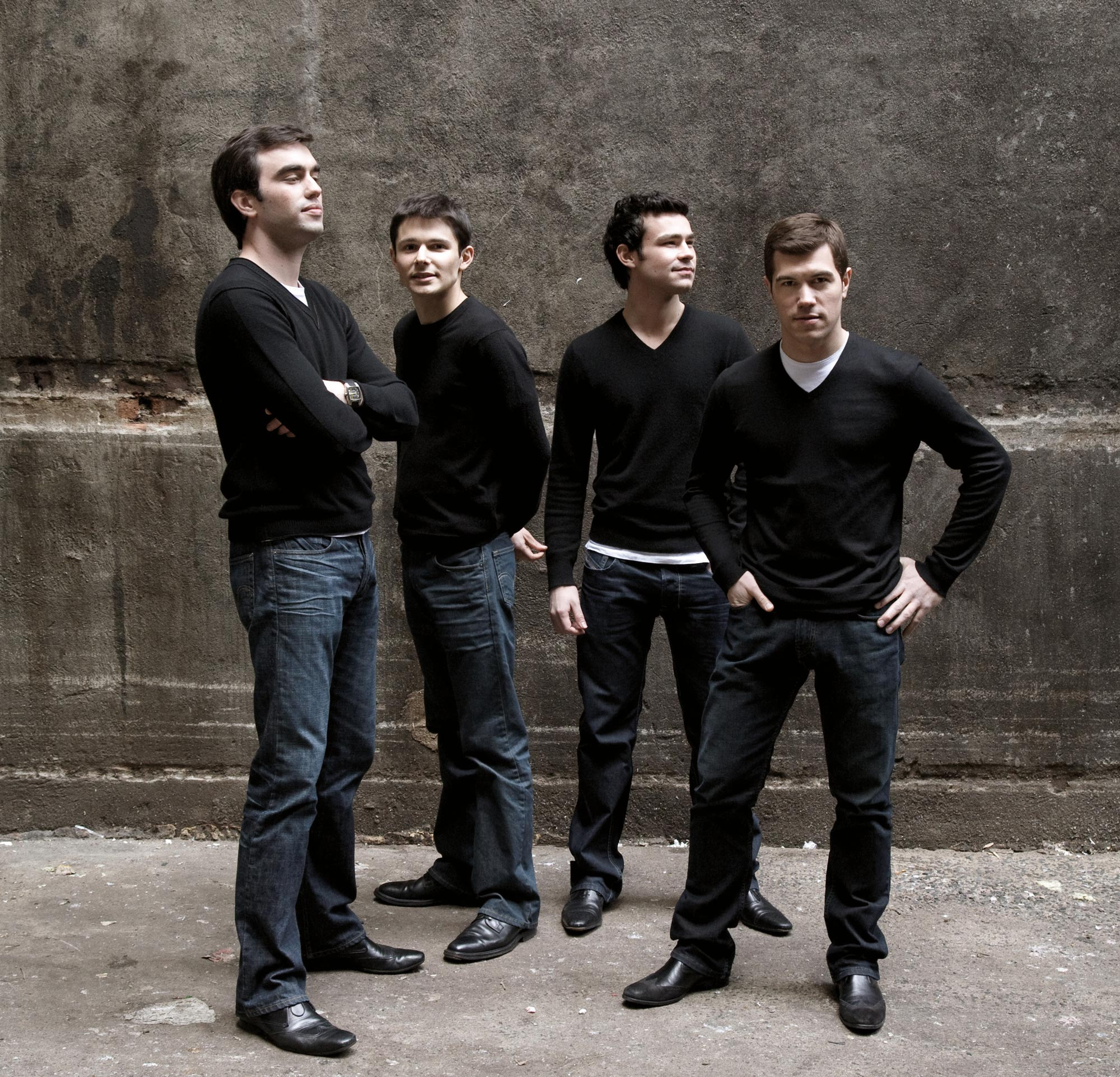 Quatuor Modigliani © Andrew French
