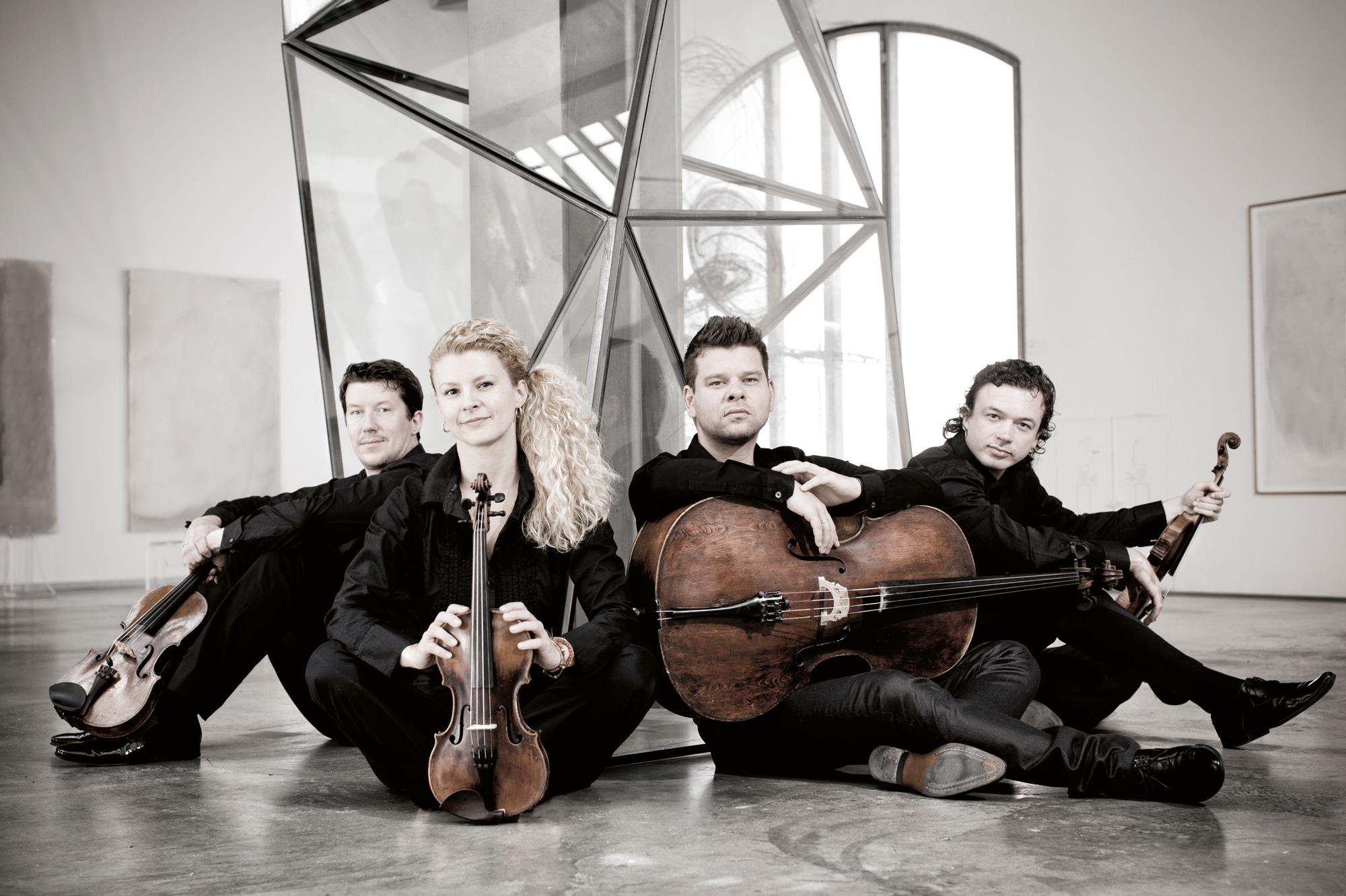 Pavel Haas Quartett © Marco Borggreve