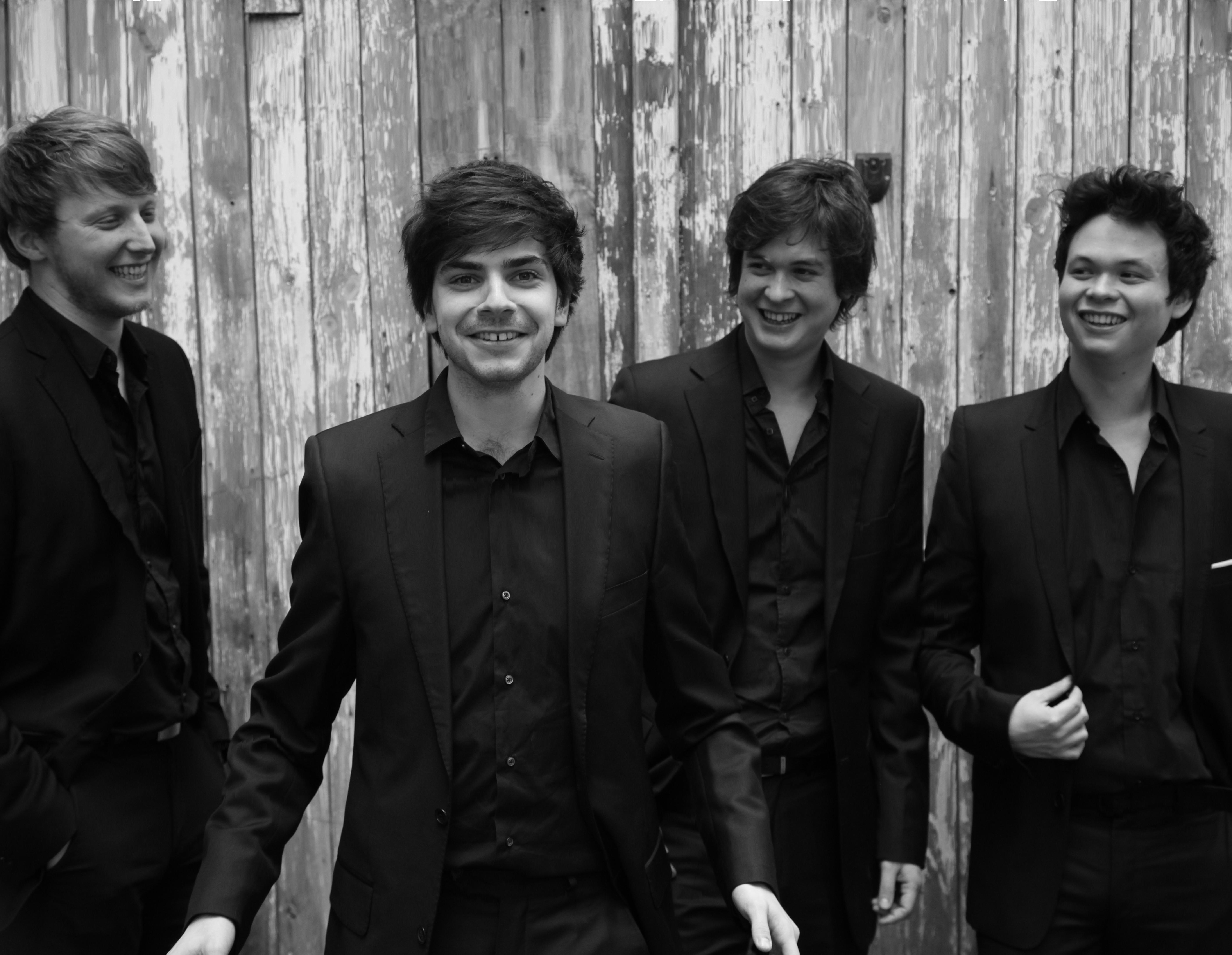 Quatuor Van Kuijk @ Adrien Vecchioni