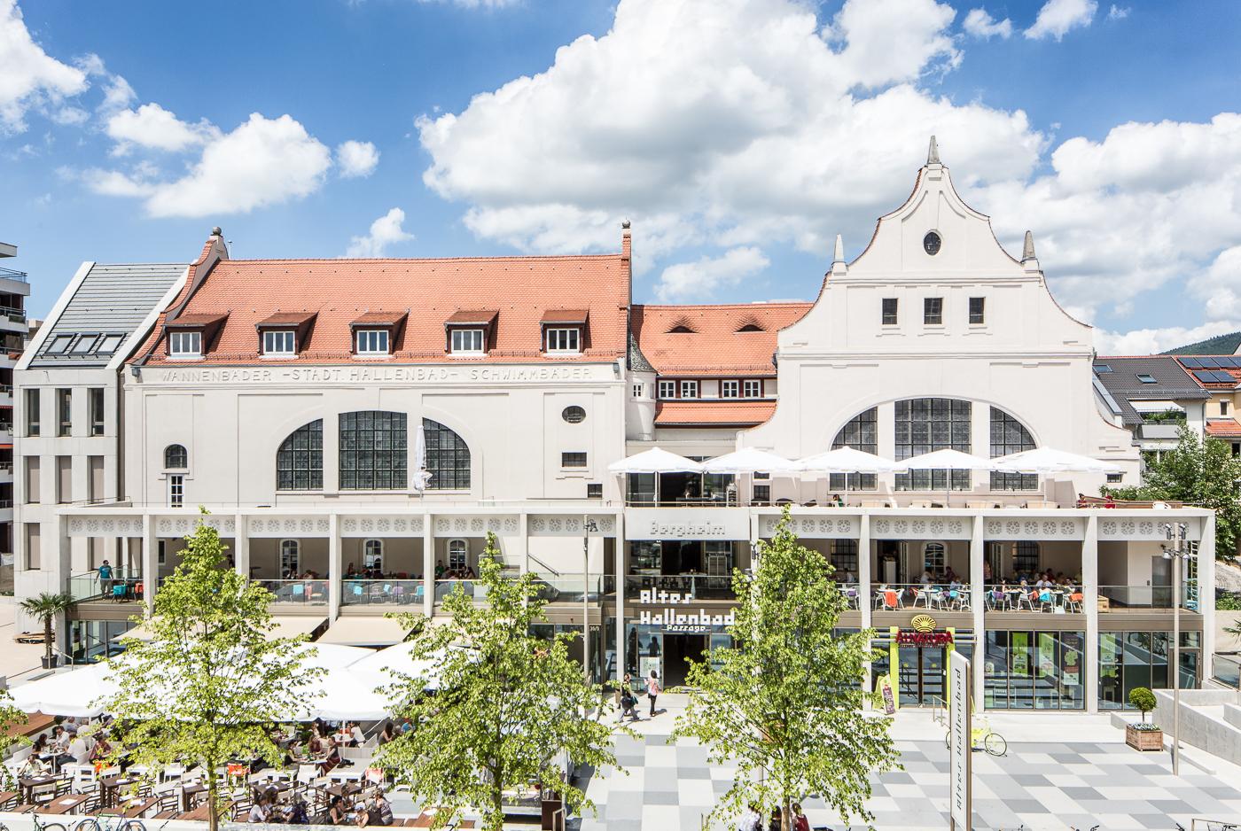 Altes Hallenbad Heidelberg © Sabine Arndt