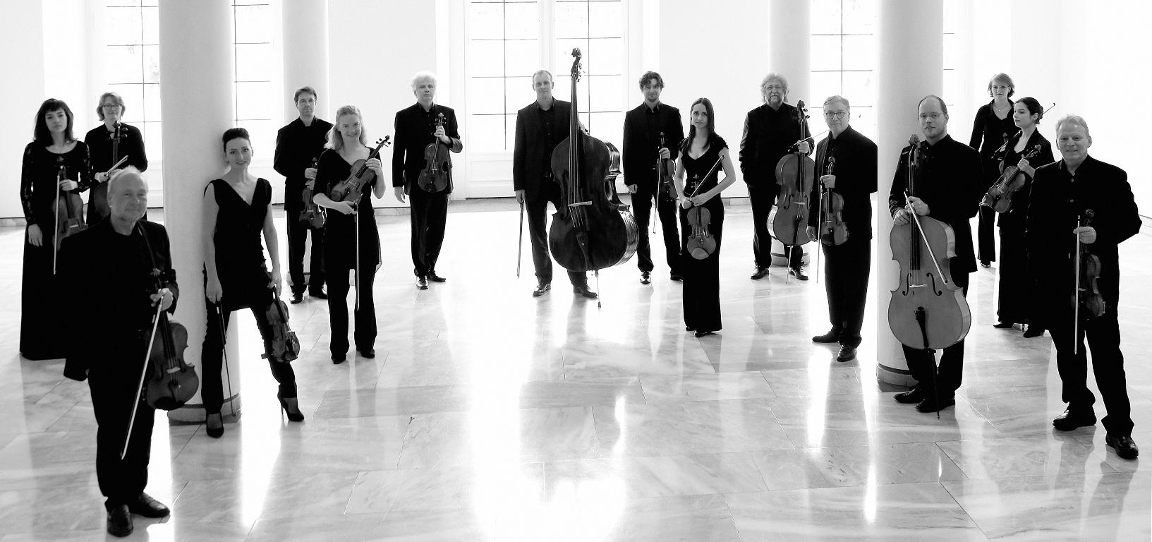 Stuttgarter Kammerorchester © Jona Laffin