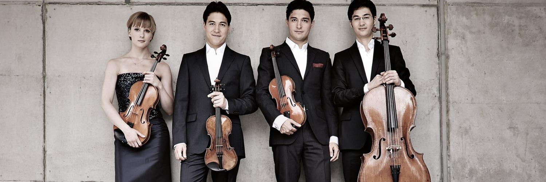 Martin Klett & Schumann Quartett