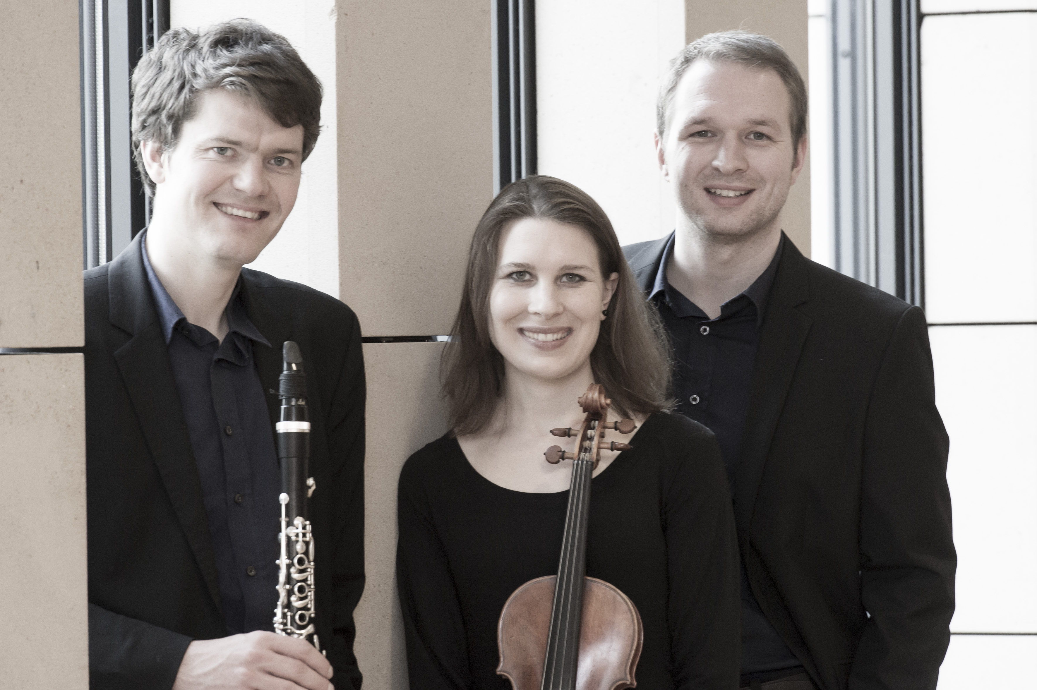 Trio Pierot © Barbara Frommann