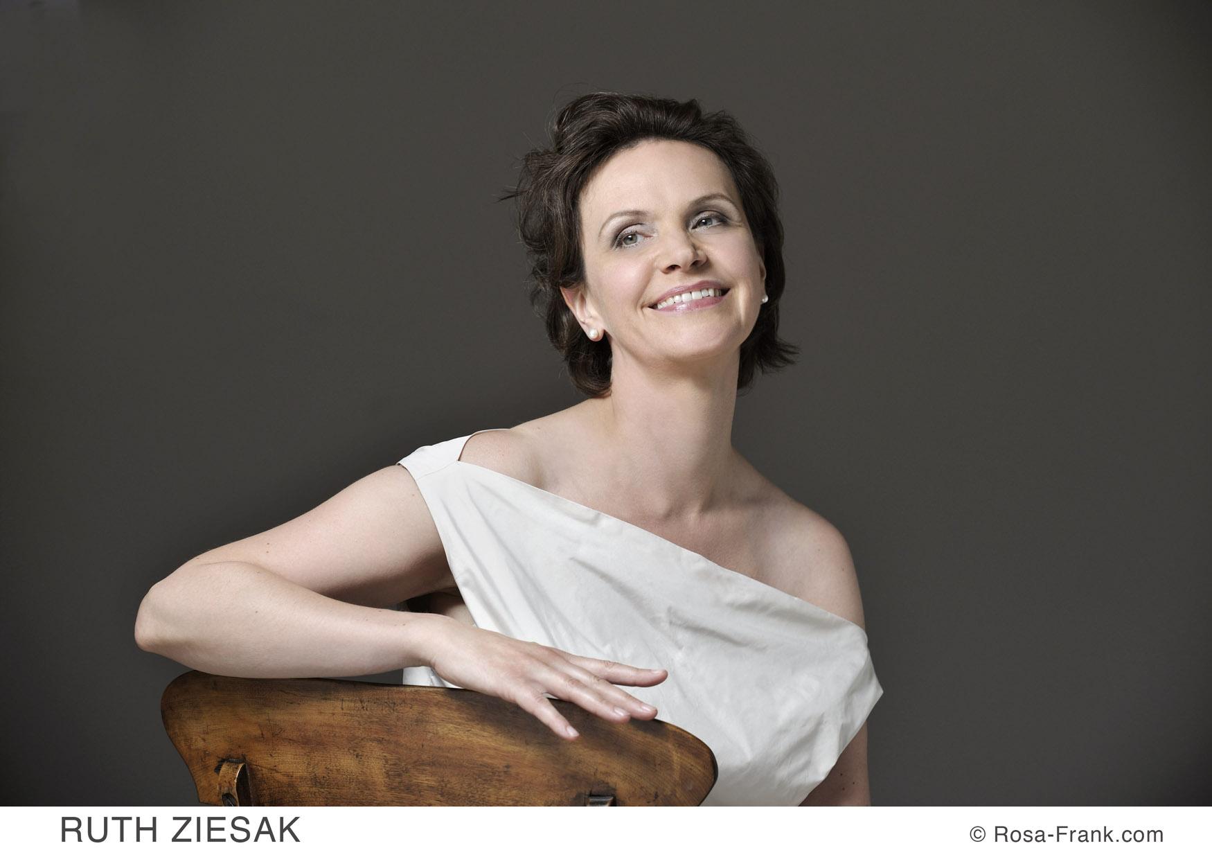 Ruth Ziesak © Rosa Frank