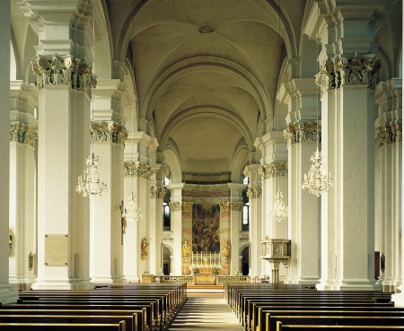 Jesuitenkirche Heidelberg © privat
