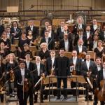 Tonhalle Orchester Zürich: Saisoneröffnung 2014: Lionel Bringuier dirigiert das Tonhalle Orchester Zürich mit Yuja Wang als Solistin Zürich, den 10.09.2014 Foto: Priska Ketterer Luzern