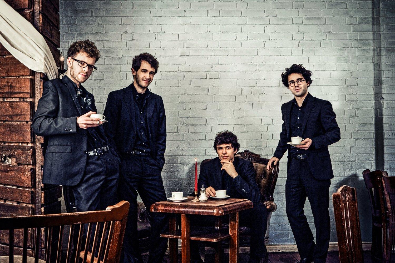 Late Night Lounge präsentiert von MLP: Vision String Quartet