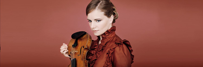 Opening concert: Julia Fischer & BBC Philharmonic