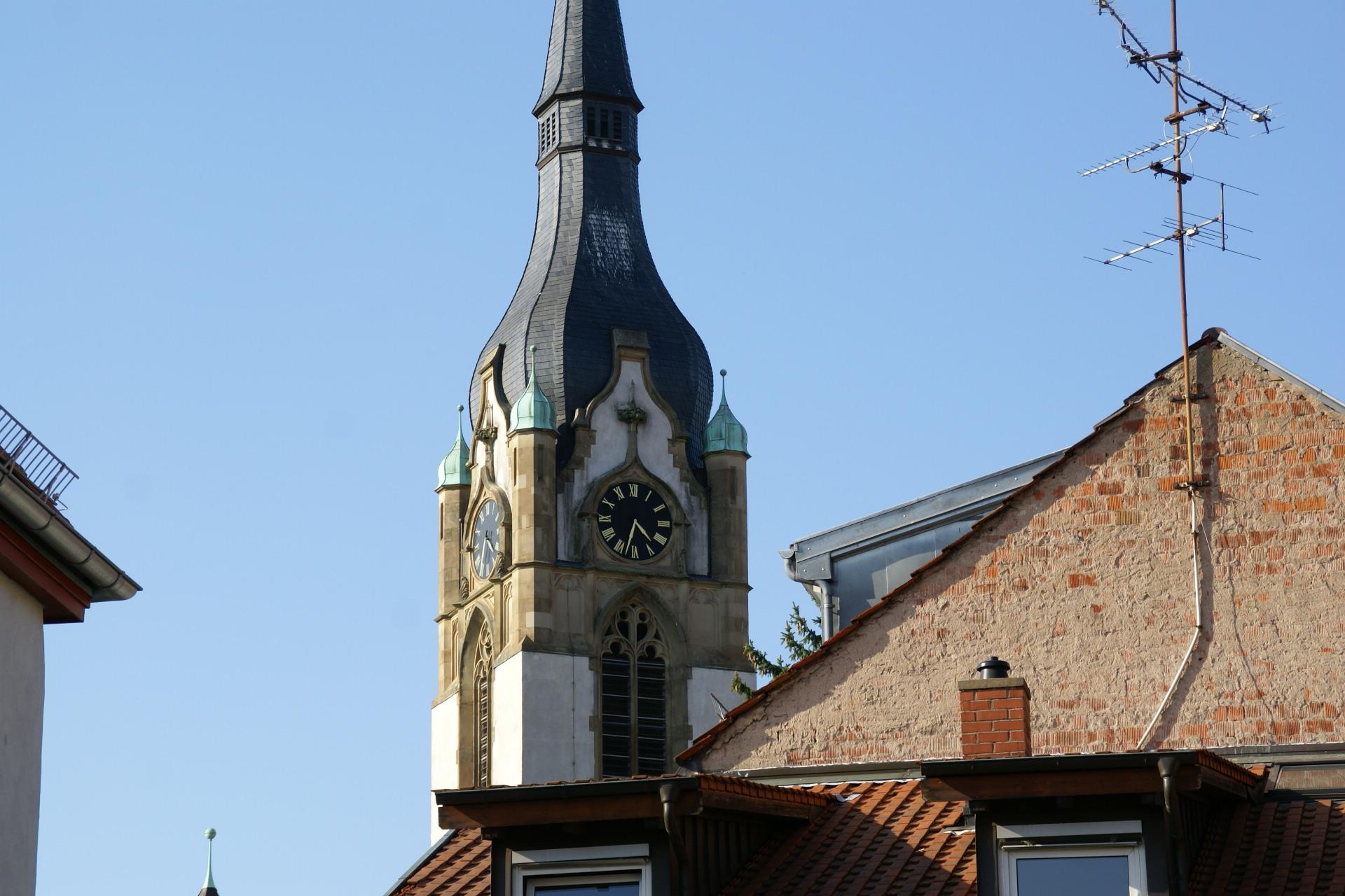 Friedenskirche - Heidelberg Handschuhsheim, 25.9.2011