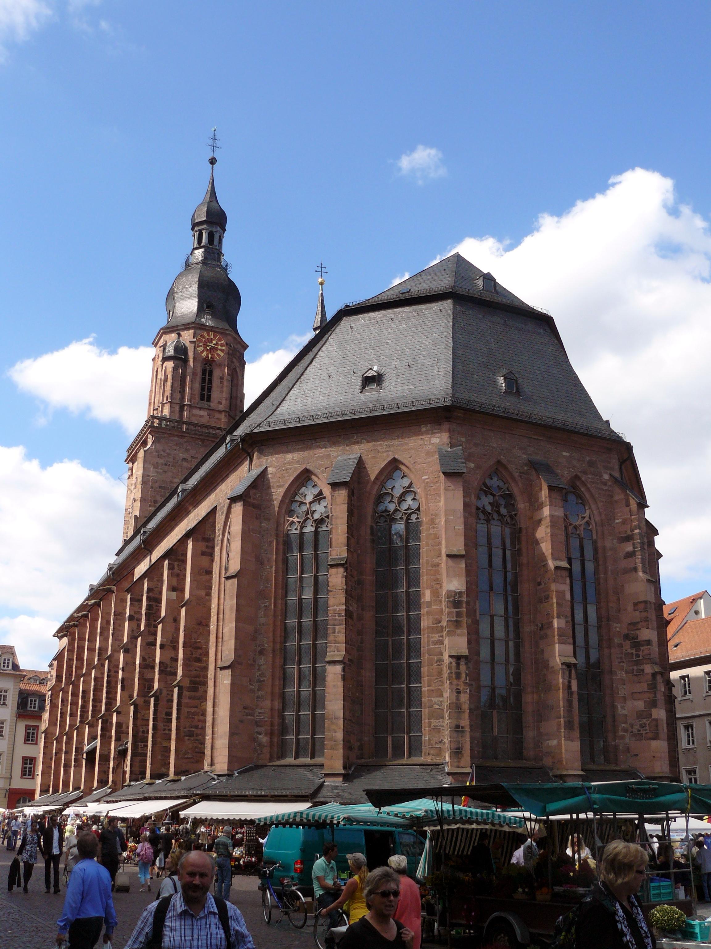 Heiliggeistkirche_Heidelberg