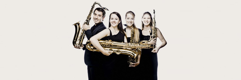Ebonit Saxofonquartett