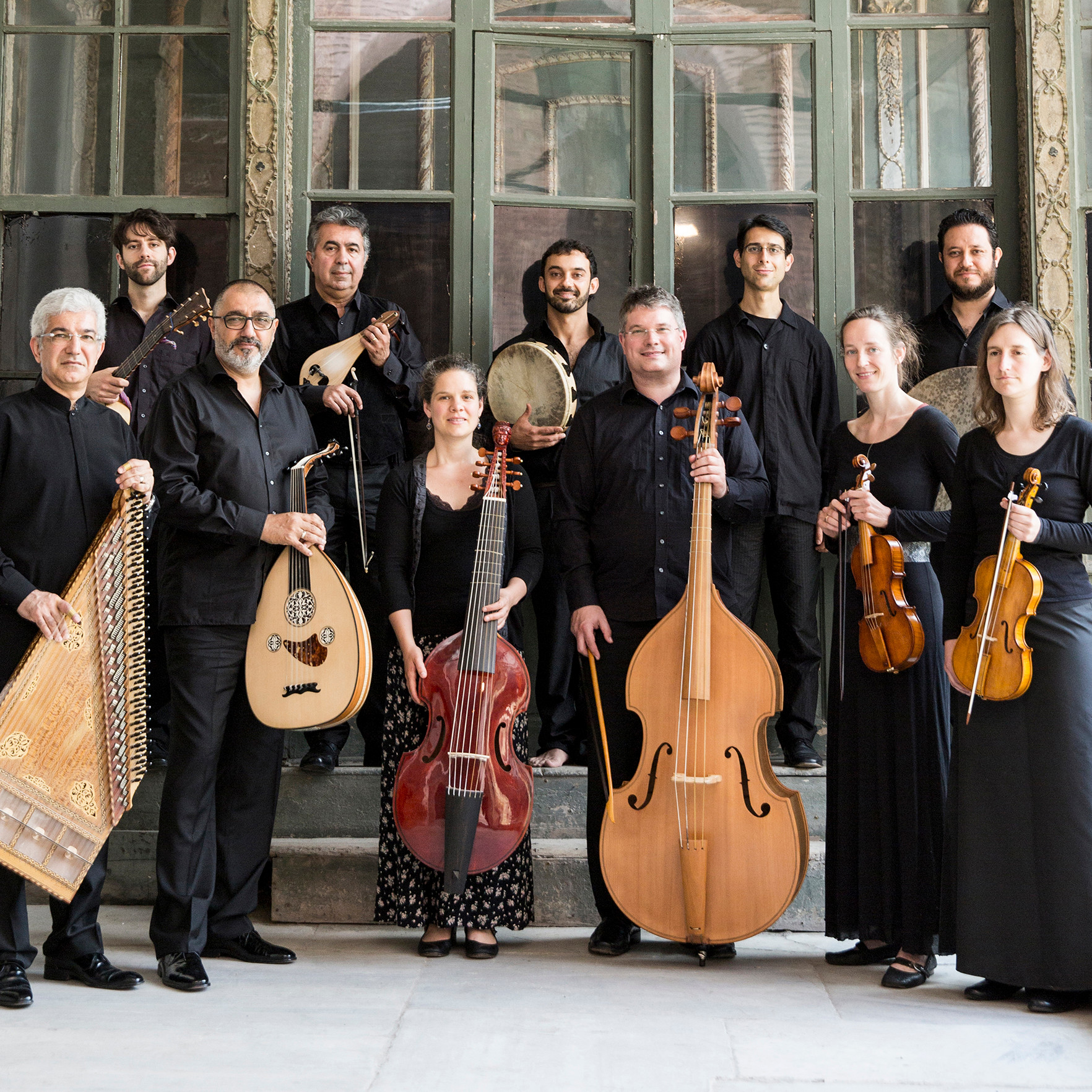 Pera Ensemble: »Jerusalem«