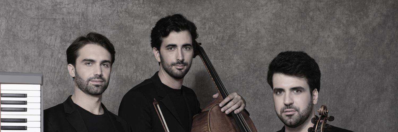 Kammermusik Plus | Trio Zadig – Ersatztermin für 17.11.20