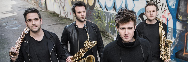 »Familienfrühling« Signum Saxophone Quartet