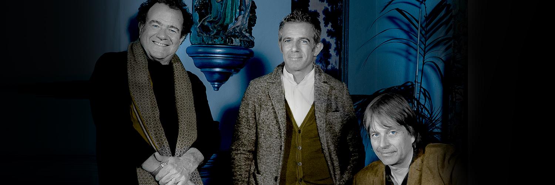 Paolo Fresu, Richard Galliano & Jan Lundgren: »Mare Nostrum II«