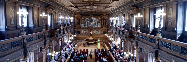 Alte Aula of Heidelberg University