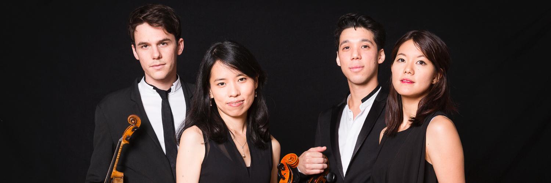 Kammermusik Plus | Quatuor Hermès