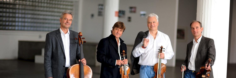 Kammermusik Plus | Auryn Quartett