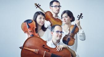 Streichquartettfest | Eröffnungskonzert