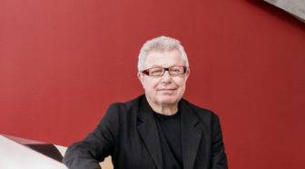 Architecture and Music: Daniel Libeskind