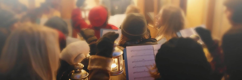 Musik im Advent zum Mitsingen