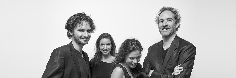 Kammermusik Plus | Quatuor Alfama