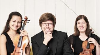Kammermusik Plus | Castalian String Quartet
