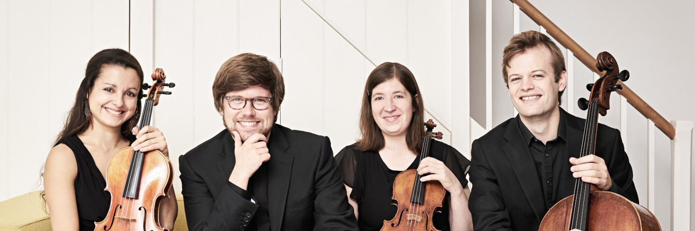 Entfällt – Kammermusik Plus | Castalian String Quartet