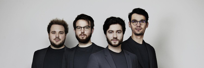 Entfällt – Preisverleihung & Preisträgerkonzert Jürgen Ponto-Stiftung: Goldmund Quartett