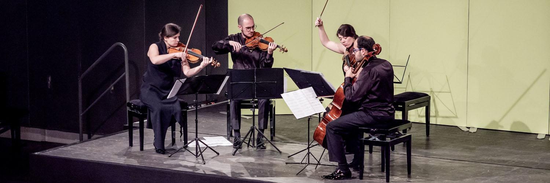 Streichquartettfest | Wettbewerb der Irene Steels-Wilsing Stiftung
