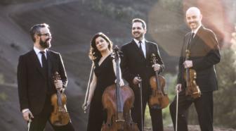 Streichquartettfest | Konzert – PROGRAMMÄNDERUNG