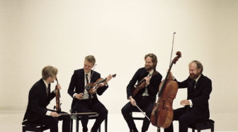 Entfällt – Danish String Quartet & Friends