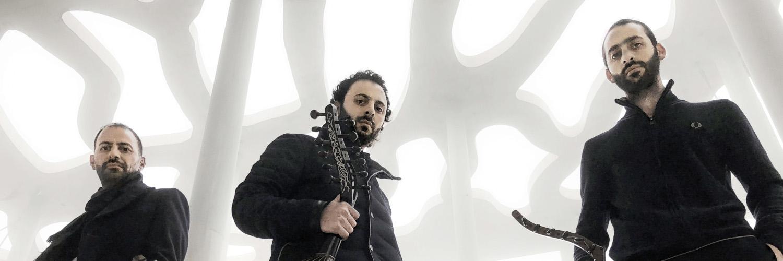 Entfällt – Le Trio Joubran: The Long March