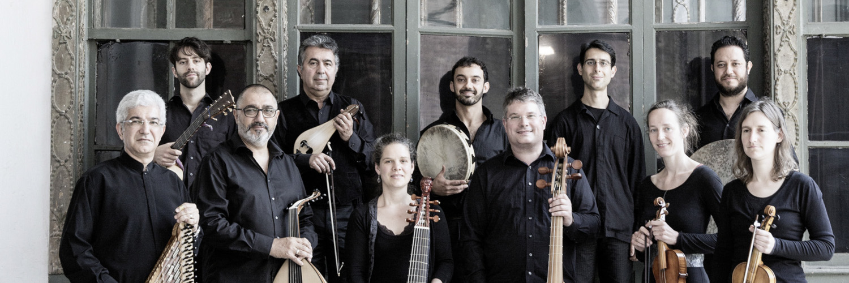 Entfällt – Pera Ensemble: Von Mekka nach Medina