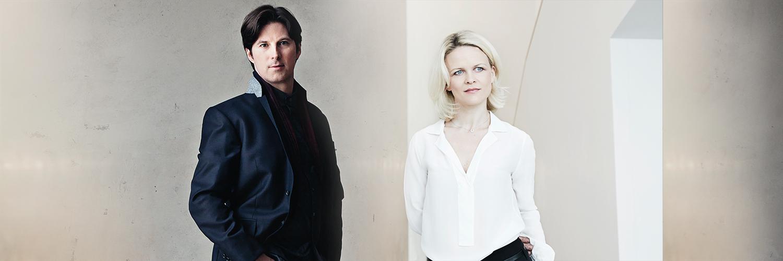 Entfällt – Iveta Apkalna & Daniel Müller-Schott