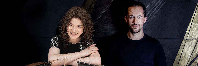 Livestream: Igor Levit & Julia Hagen