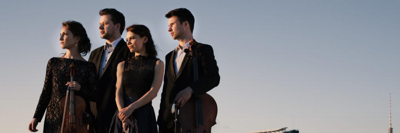 AUSVERKAUFT - Kammermusik Plus | Armida Quartett